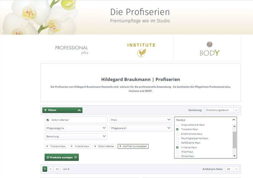 SAP-Business-One_E-Commerce_Braukmann_Shop-Filter