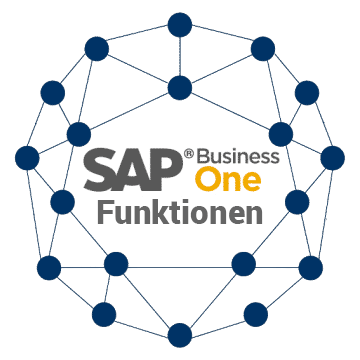 SAP Business One Funktionen ERP Mittelstand